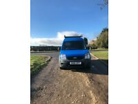 Ford transit connect 61 plate