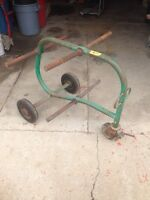 Greenlee cable cart