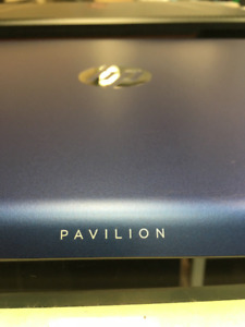 Hp Pavilion 15.6 1080p Touchscreen with Ext-Warranty