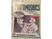 Photo mosaics 101 Dalmatians jigsaw puzzle picture