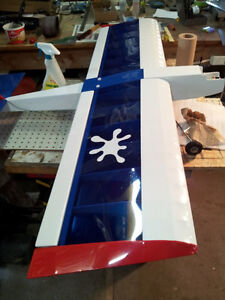 Rc Airplane, complete Fun Fly,  all electric