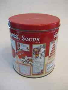 CAMPBELL'S SOUPS COLLECTOR'S TIN BOX Kitchener / Waterloo Kitchener Area image 4