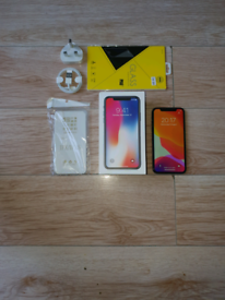Iphone X Bundle Unlocked 64GB I Phone X Ten