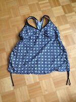 XL maternity bathing suit top