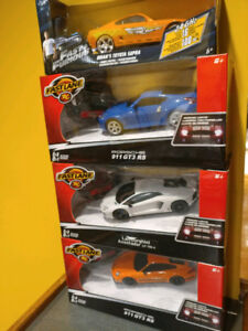 Assorted 1:24 RC racing cars for sell