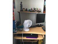 Computer desk 3 tier
