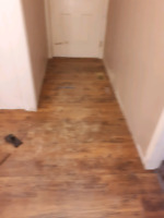 Weekend Laminate Flooring Installation
