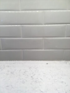 Ceramic Tile and Grout