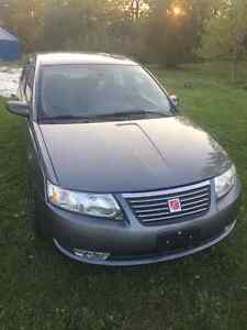 2005 Saturn ION Grey Sedan