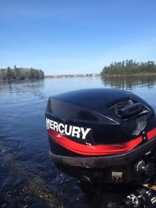 15hp Mercury outboard 2001