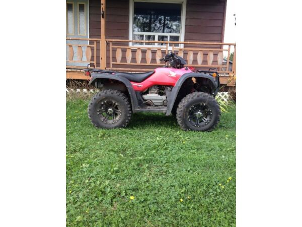 Used 2006 Honda TRX 420 Canadian trail Edition