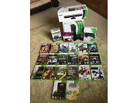 Xbox 360 slimmer version, 250gb