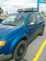 2003 Saturn VUE blue SUV, Crossover