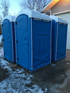 Polyportable Axxis Washrooms and Fresh Start Showers