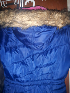 Girls downfield winter coat