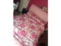 Pink Slay Bed