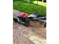 Honda Hrd 536 lawnmower