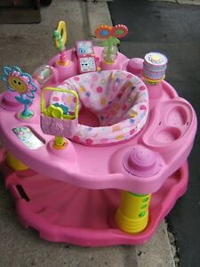 PINK SAUCER WITH TRAY PLAY TOYS