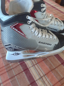 Easton skates / Size 8