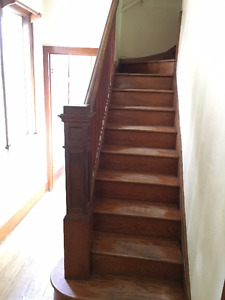 House to be Demo'd -gorgeous stairs/Lots of great stuff for sale