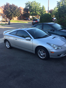 2003 Toyota Celica GT Coupe