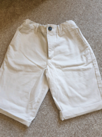 Boys chino shorts. River Island