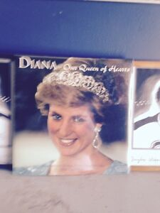 Memories of Diana, Princess of Wales - Our Queen of Hearts Cornwall Ontario image 1