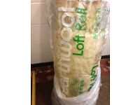 Earthwool loft insulation (1 roll)