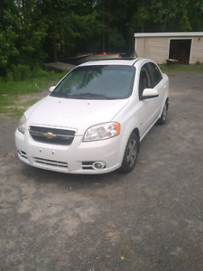 2008 Chevy Aveo LT Like New low miles