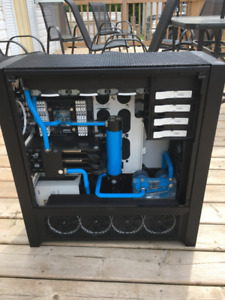 Custom Built High End Liquid Cooled Gaming PC