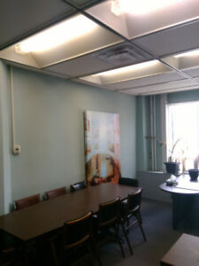 220 Sq ft Office for Sublet Downtown