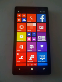 Pre-owned Black Nokia Lumia 930