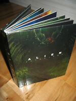 ALIEN Anthology (All The Movies on 6 Blu-Rays + Extras)
