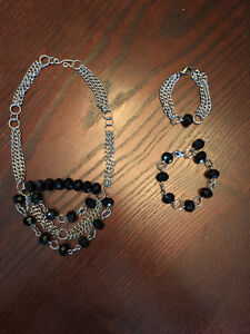 Designer Necklace + 2 Bracelets *Revised Price*