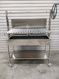 Argentenian Flame Cooking be the King of BBQs. Call George now t07858301632
