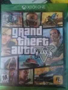 GTA V sealed xbox 1
