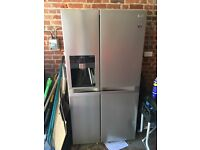 LG American Style Fridge Freezer