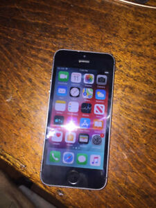 Unlocked 16GB iPhone 5S Space Grey