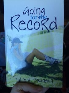 Going for the record by Julie A Swanson, asking $2