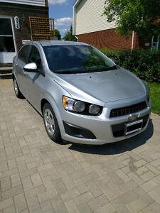 2012 Chevrolet Sonic LS Sedan | Low Mileage & Safetied