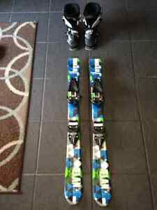 Great Deal on Kids Ski and Boot combo