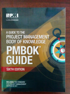Selling PMBOK Guide–Sixth Edition