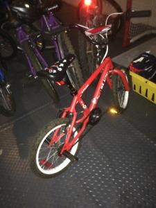 BMX style bike for sale