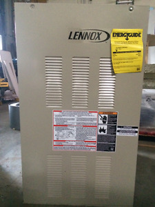MAKE UP AIR FURNACE LENNOX