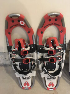 Brand New Faber Snowshoes for Sale!!