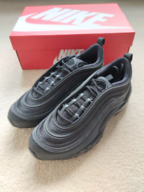 Nike Air Max 97 Premium Sneakers In Black ASOS