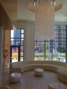 downtown /Fort york 2+study luxury condo 1st Sept