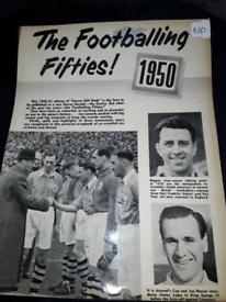 FREDDIE COX,PORTSMOUTH FC