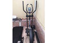 Orbit cross trainer excellent condition £70 ono bargain