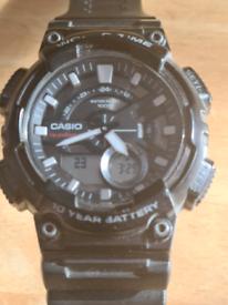 Casio 10yr Battery Watch
